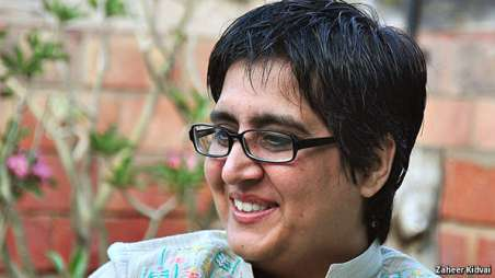 Sabeen at Farieha's